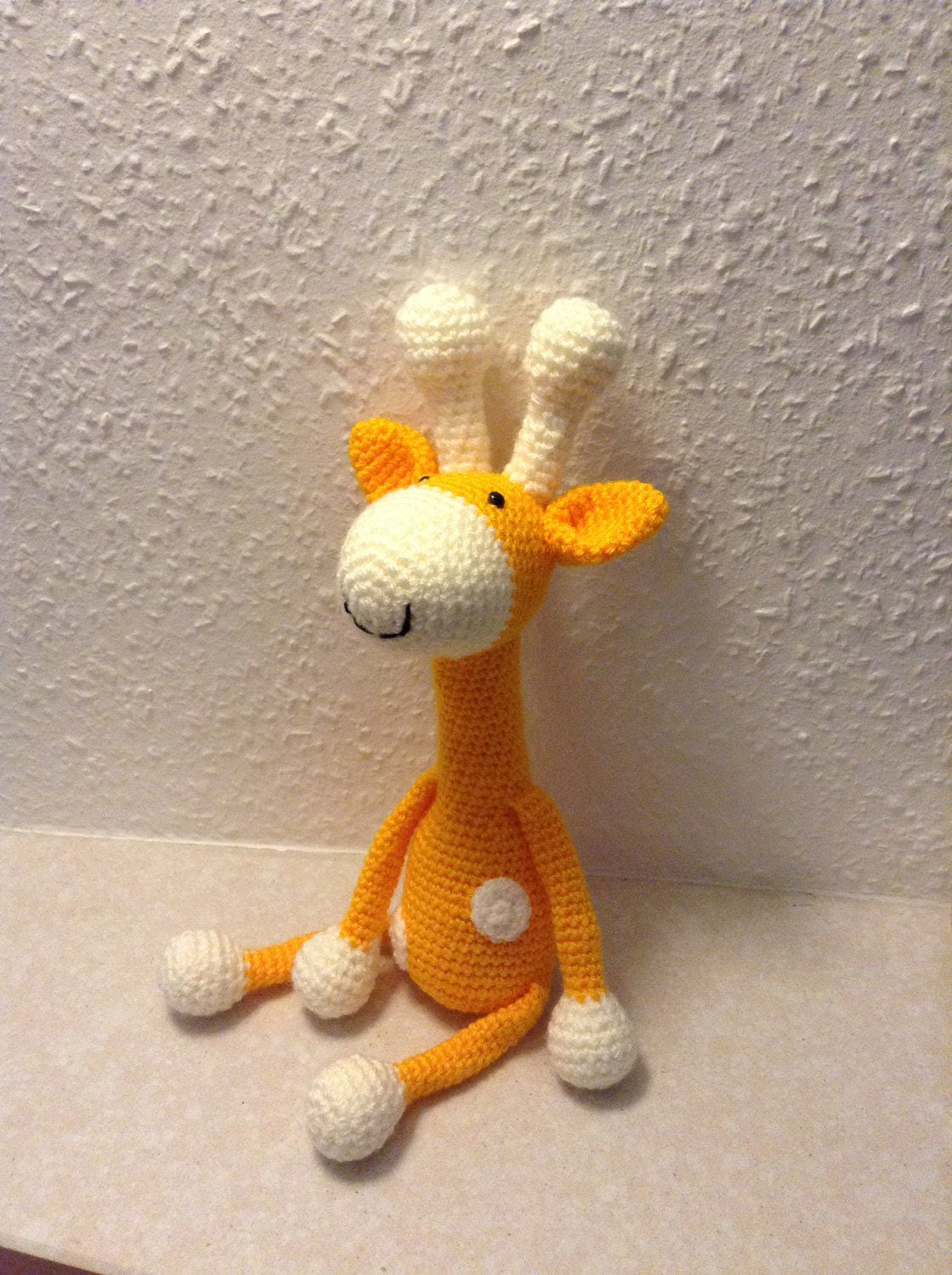 Crochet Giraffe amigurumi Giraffe toy stuffed animal plush toy gifts for kids handmade toy baby showers gifts plush Giraffe toy