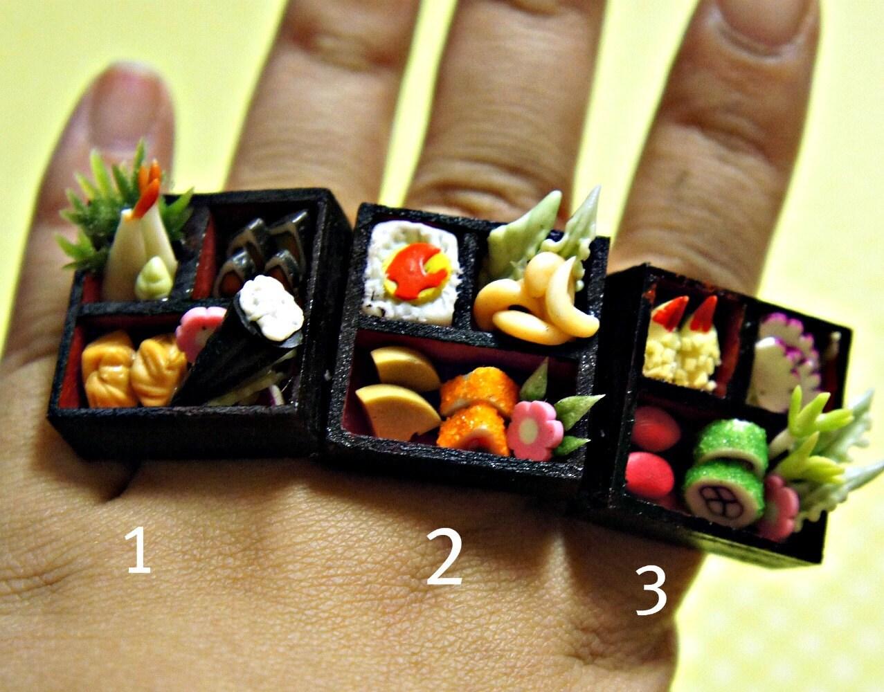 japanese bento ring