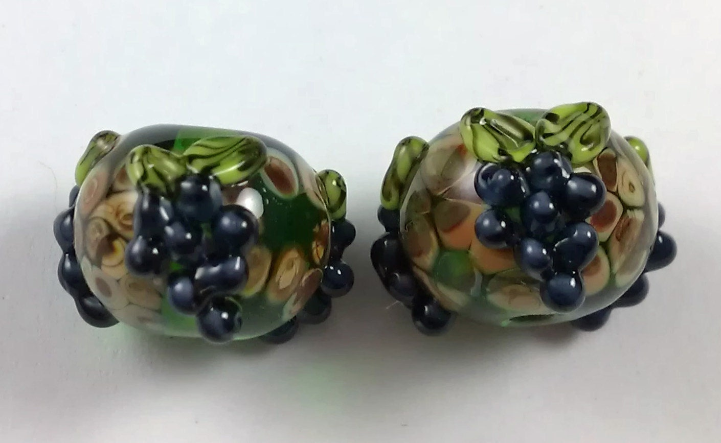 Matched grapes