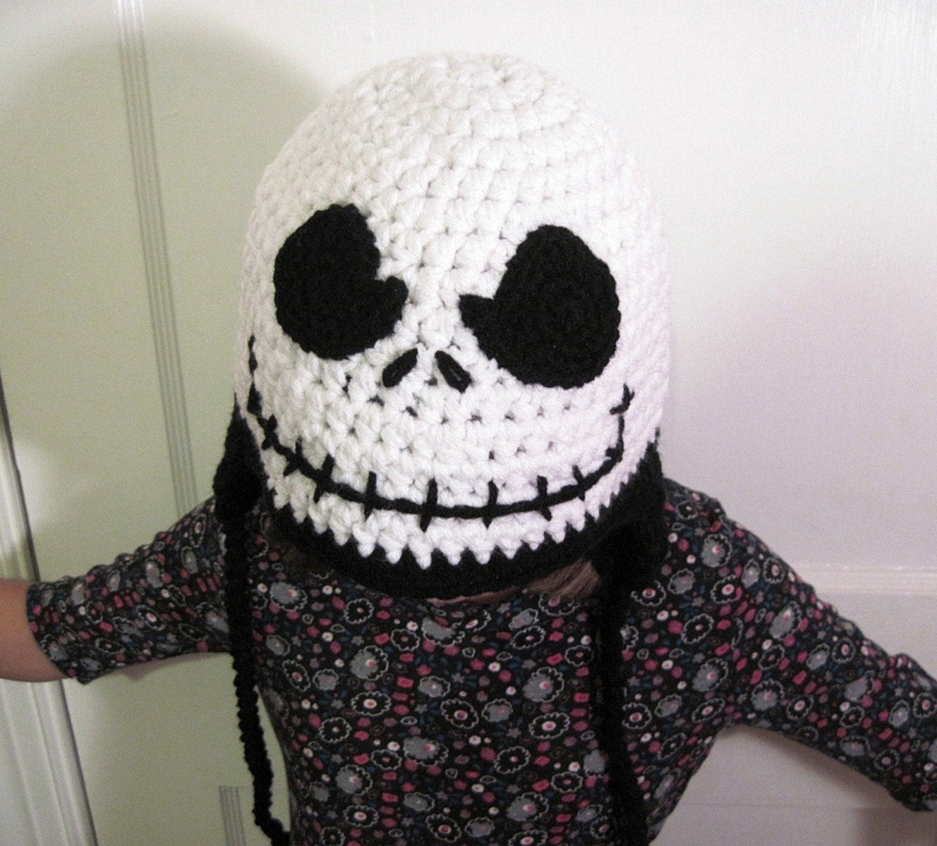 Crochet Pattern For Jack Skellington Hat : Jack Skellington Hat Fandom Pumpkin King by ...
