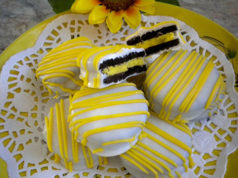 yellow oreos - photo #2