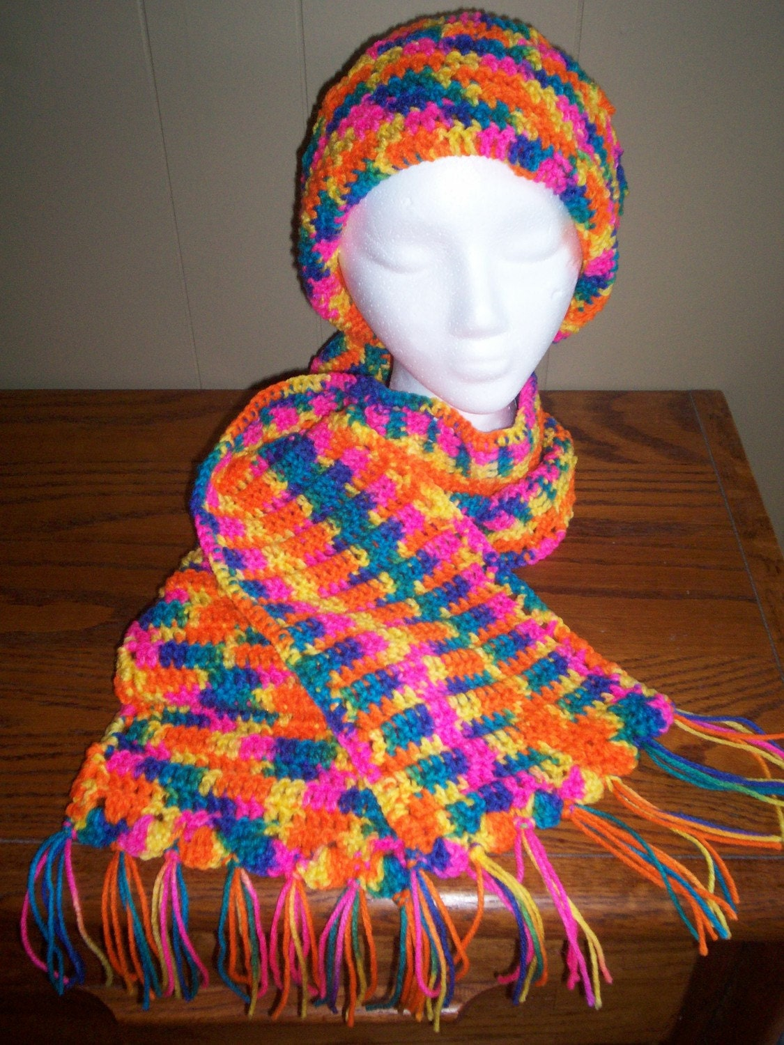Crochet scarves and hats crochet for beginners