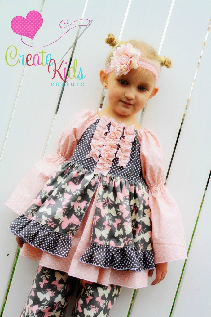 Caroline's Princess Top PDF Pattern