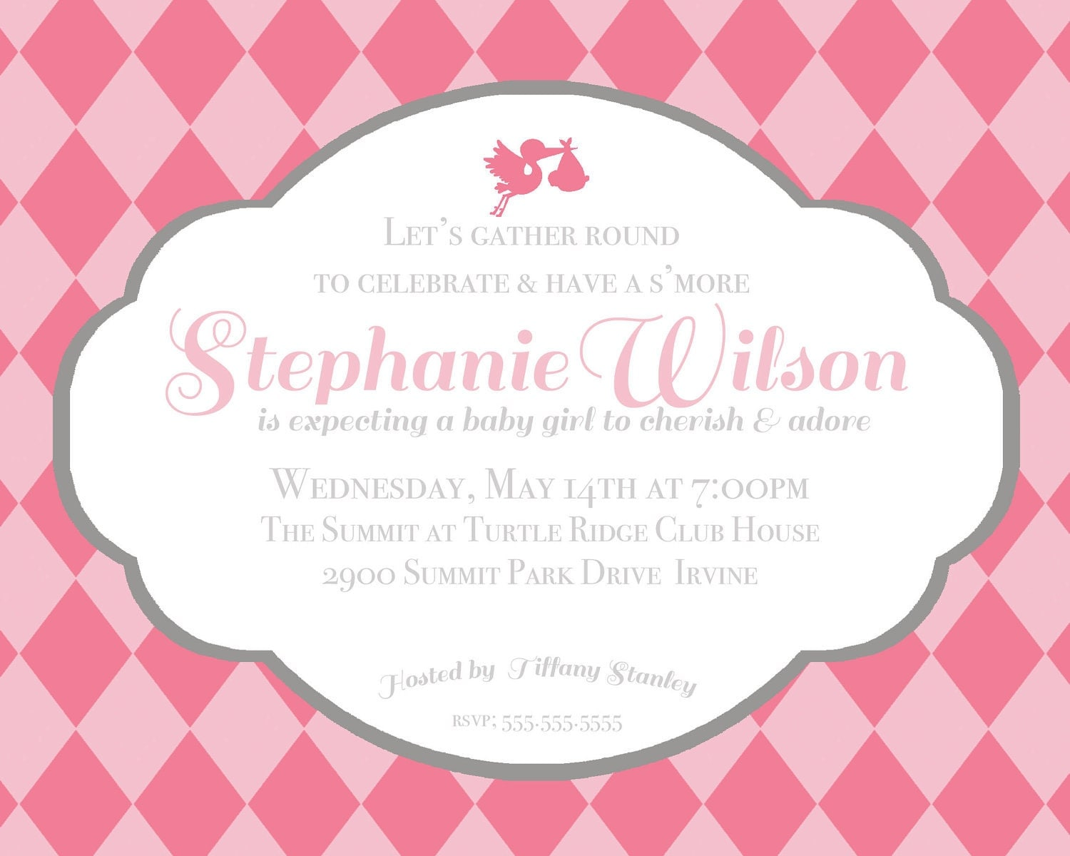 Long Distance Baby Showers Invitation Wording » Long distance baby ...