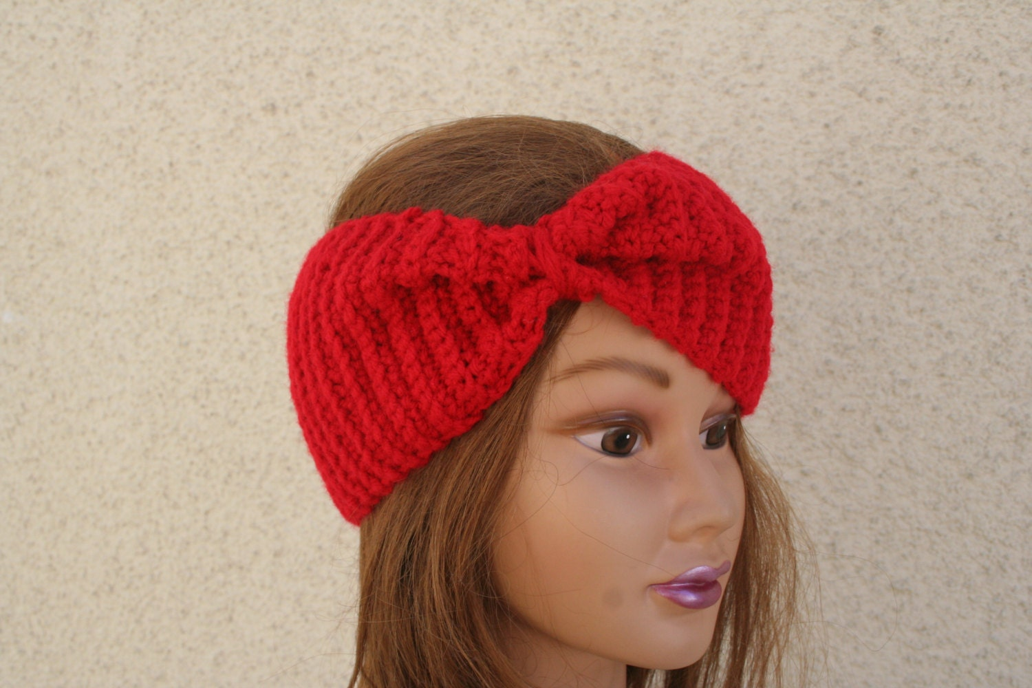 Crochet Hair Towel : Turban Headband Crochet Turban Head Scarf Accessories Hair Headband ...