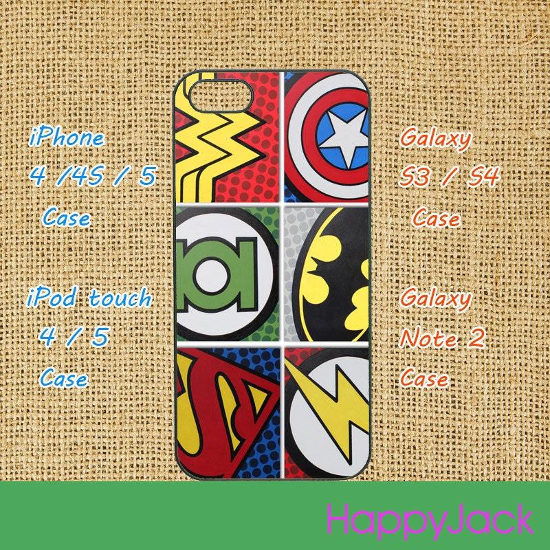 Super Hero iPod 5 Cases