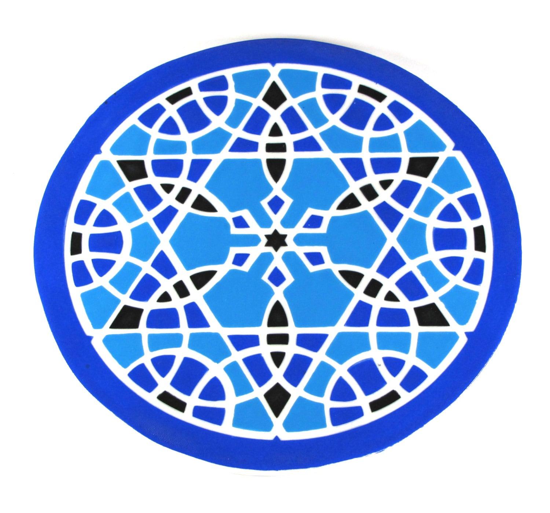 Ceramic tile trivet