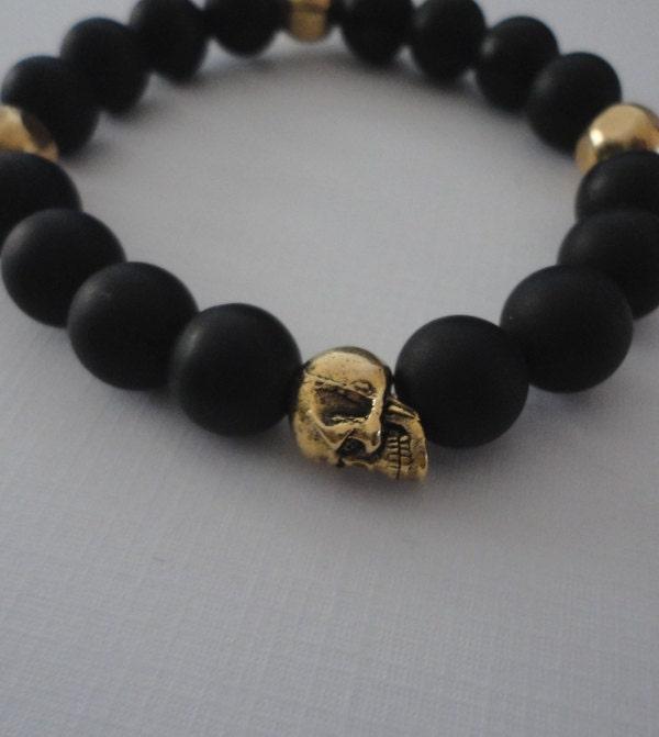 Skull Bracelet India Double Skull Bracelet For