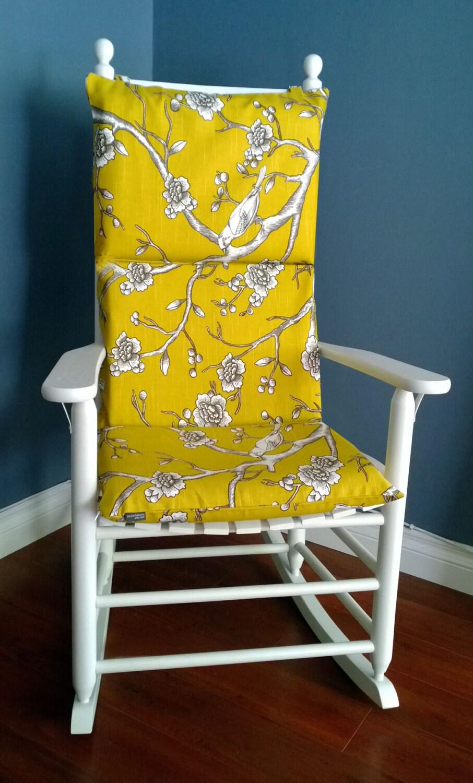 rocking chair cushion cover dwell studio by rockincushions