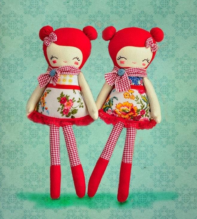开心果喜欢的娃娃 - qyp.688 - 邱艳萍手工博客