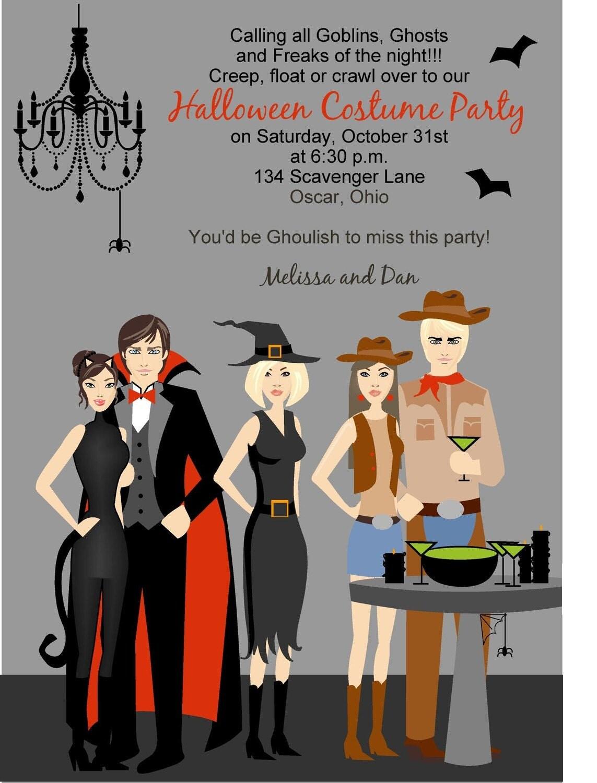 Adult halloween parties - Lookup BeforeBuying