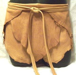 how to make a loincloth native american