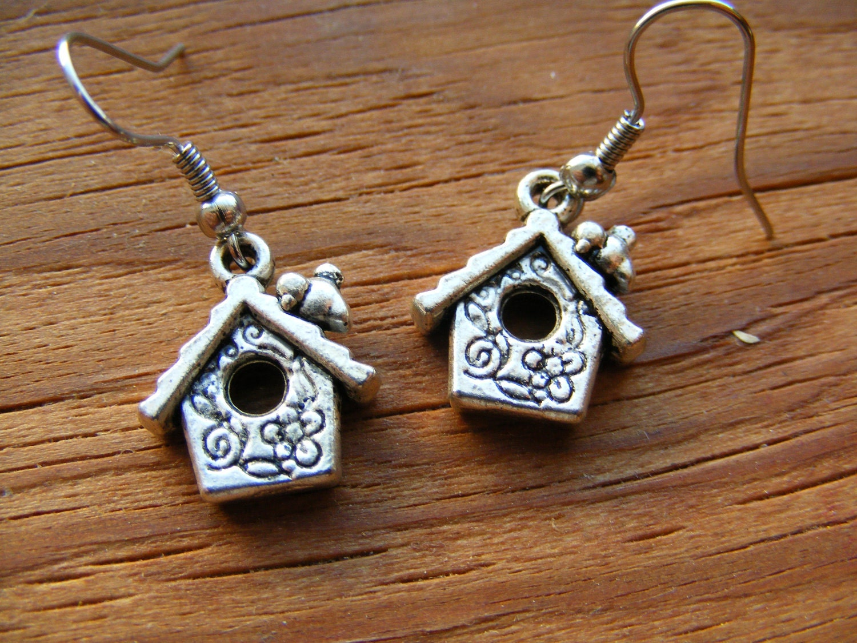 Earrings Cozy Cottage