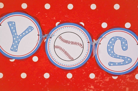 baseball baby shower banner baby shower decorations baseball theme