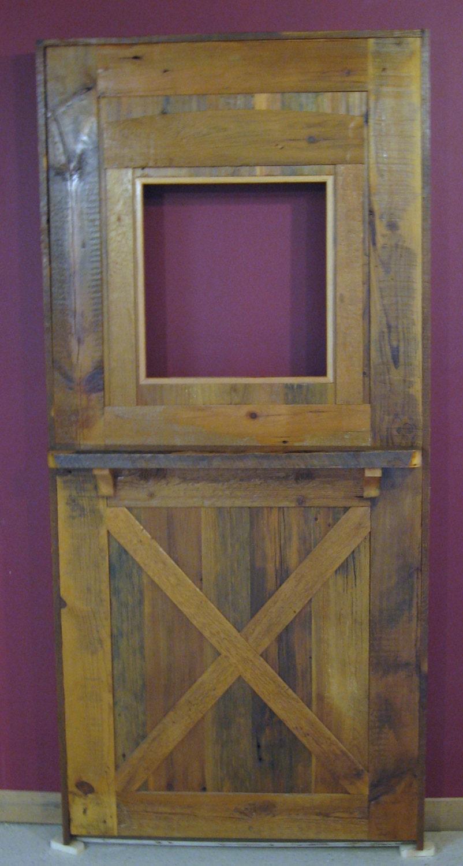 Barn door barnwood door made from by barnwoodfurniture72 for 48 inch barn door