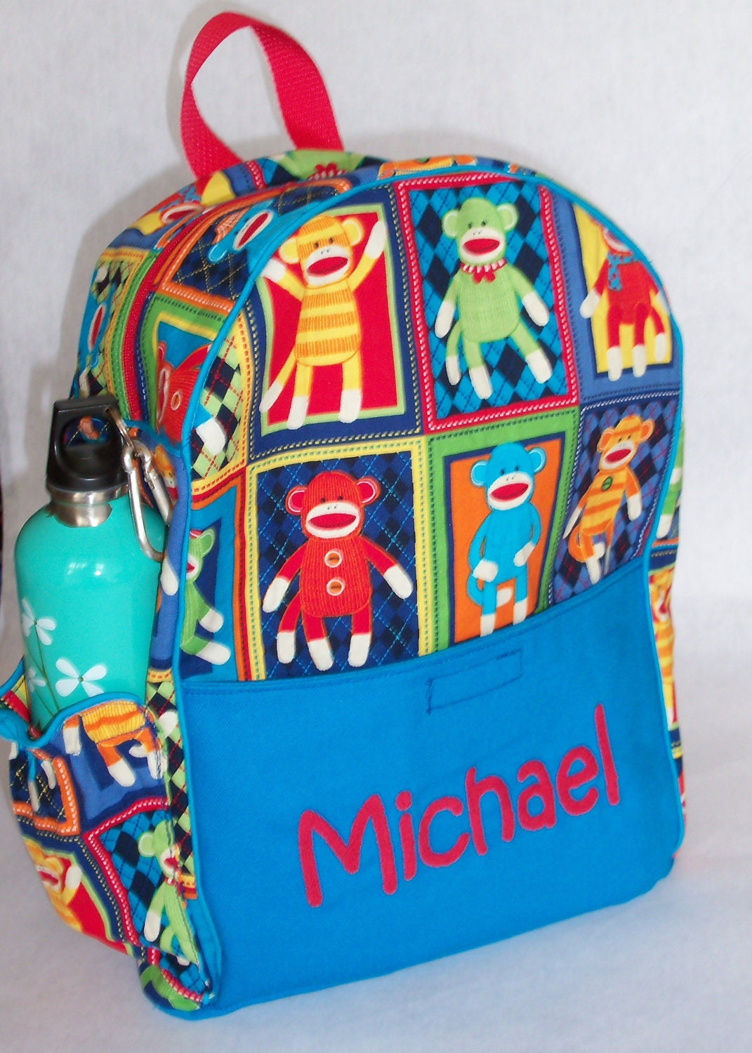 Kids/Toddler Backpack Choose your fabric by MojaCreations ...