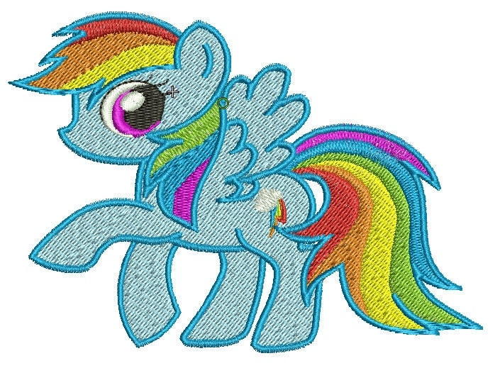 My Little Pony Embroidery Designs Free