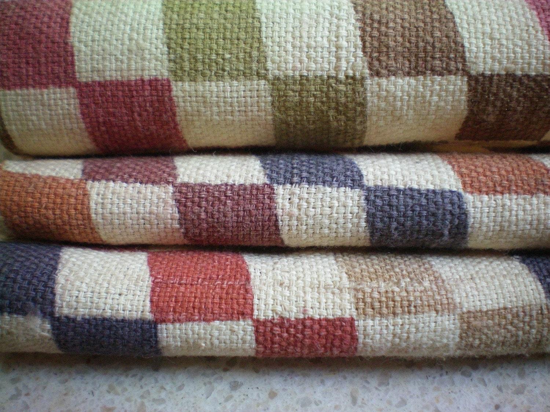 Herbal Natural Dyed Organic Cotton Khadi  - 1 Yard - ask for 50% discount coupon - AdyaInternational
