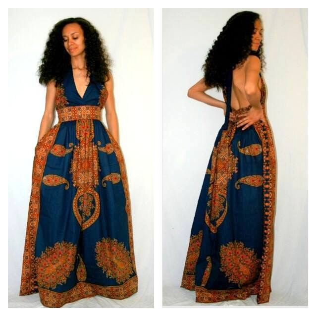 Galerry flared maxi dress online