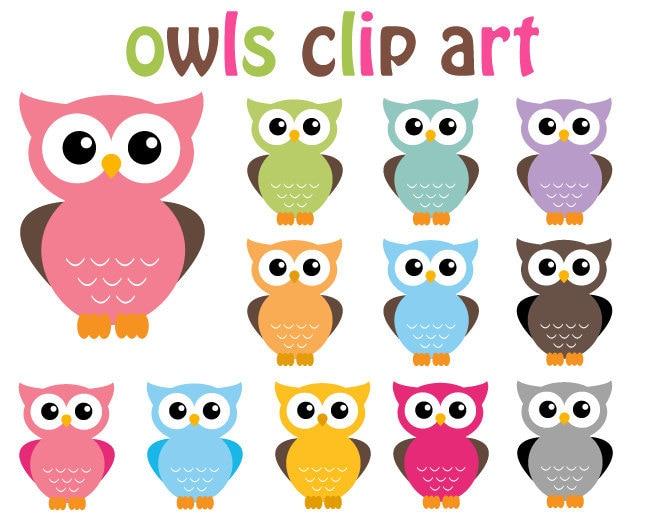 Free Owl Clip Art - schliferaward