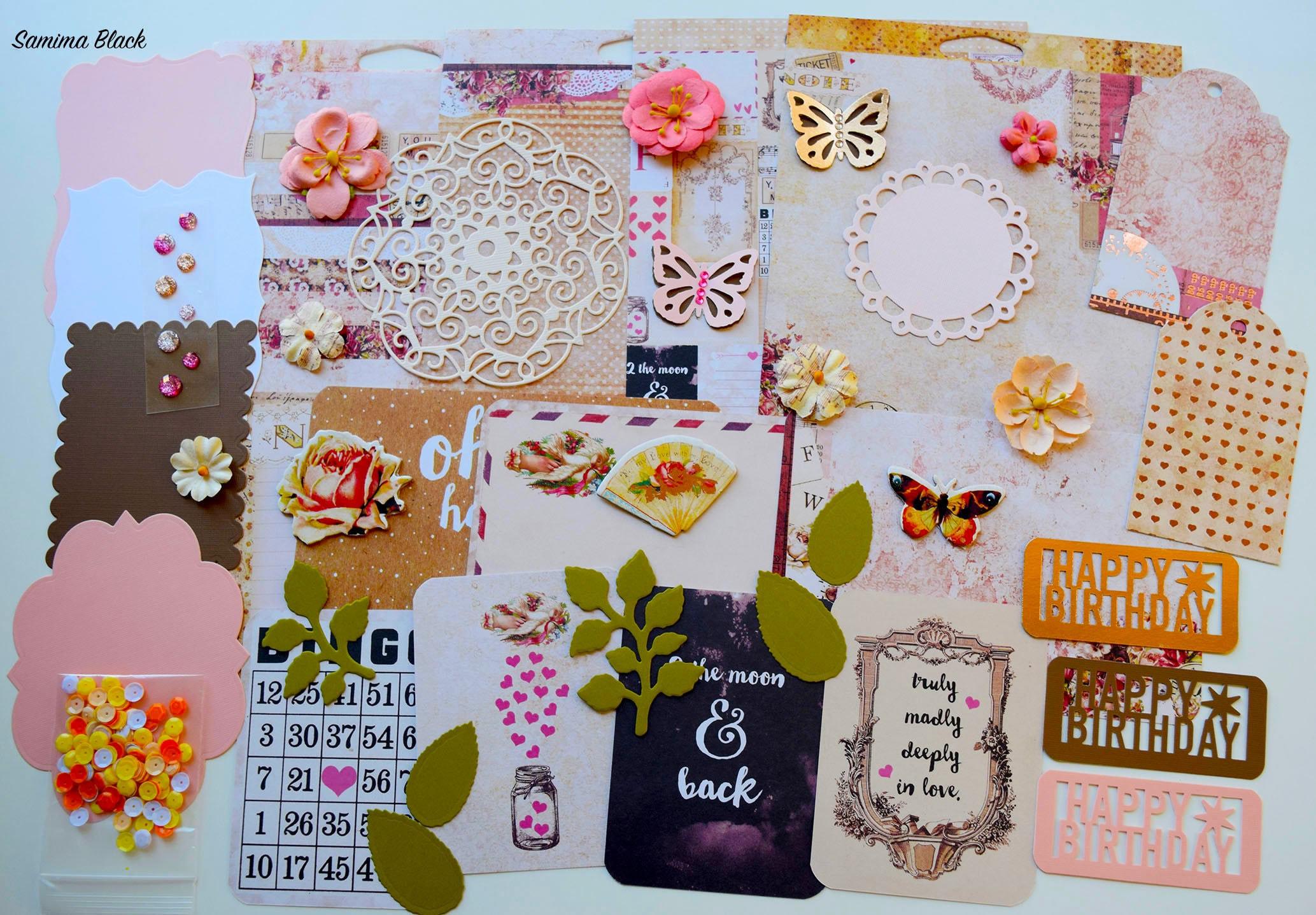 Wedding scrapbook kit!!!