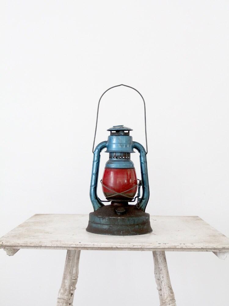 Antique Dietz Little Wizard Lantern - 86home