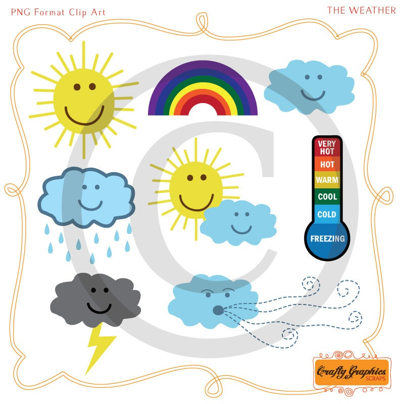 Fall Weather Clip Art ...