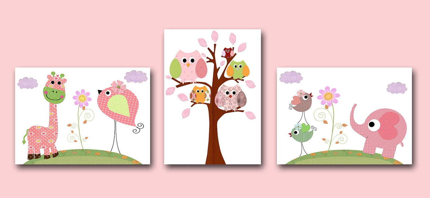 Popular items for kids owl on Etsy