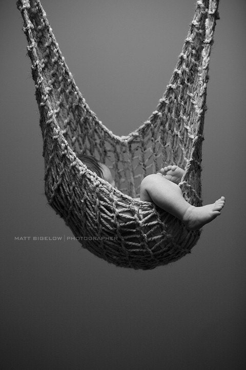 baby photography prop hammock sling cocoon hanging pod by
