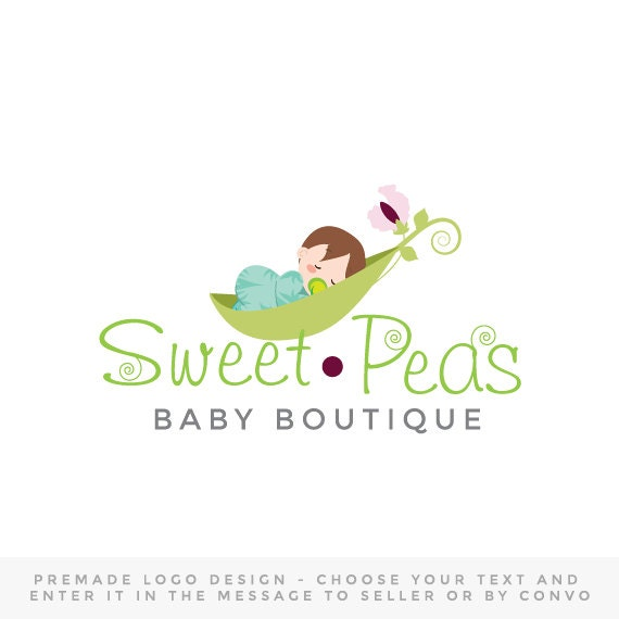 Baby Logos  Create Your Own Baby Logo Design  BrandCrowd