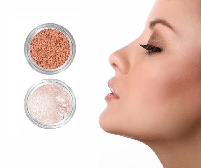 Grace My Face Mineral Blushes & Glows - Terra Cotta