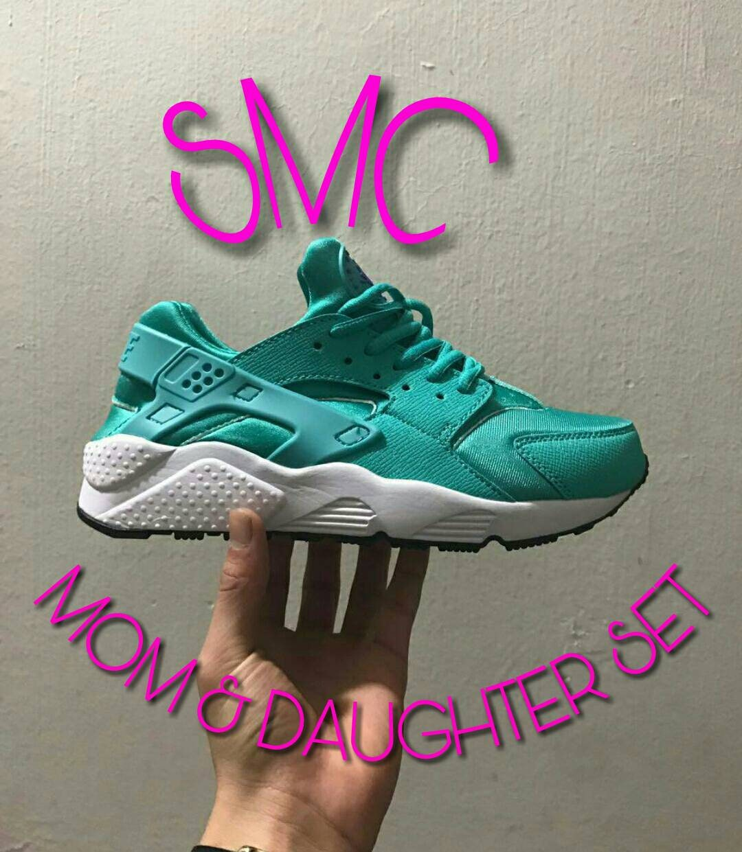 Custom Nike Air Huarache Nike Trainers Authentic Shoes Customized Sneakers Runners Womens Painted Trainers