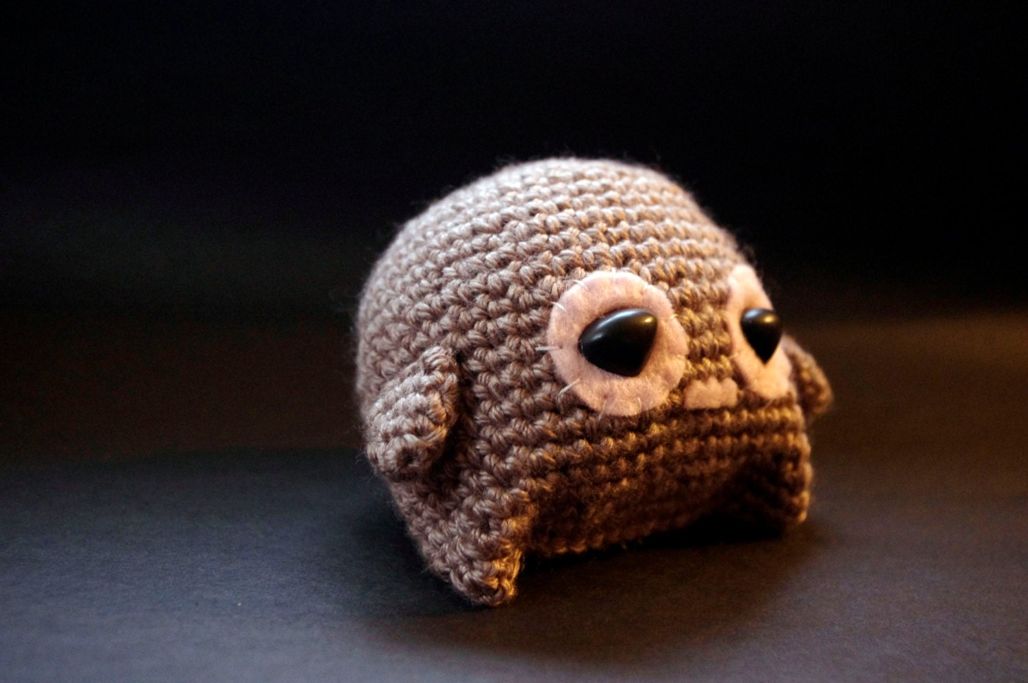 Wanda the Rollie Monster Amigurumi by Cyclop on Etsy