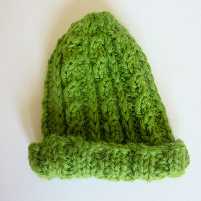 Baby hat alpaca wool baby hat knitted baby hat matching baby hat boy baby hat girl baby hat cute baby hat baby beanie leprechaun hat