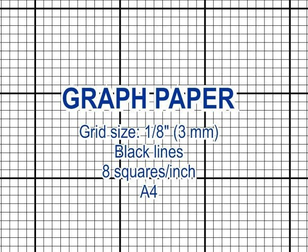 Printable Graph Paper  Lines Per Inch  Imvcorp