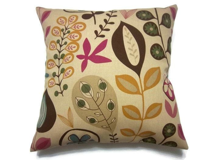 Fuschia Modern Pillows : 301 Moved Permanently
