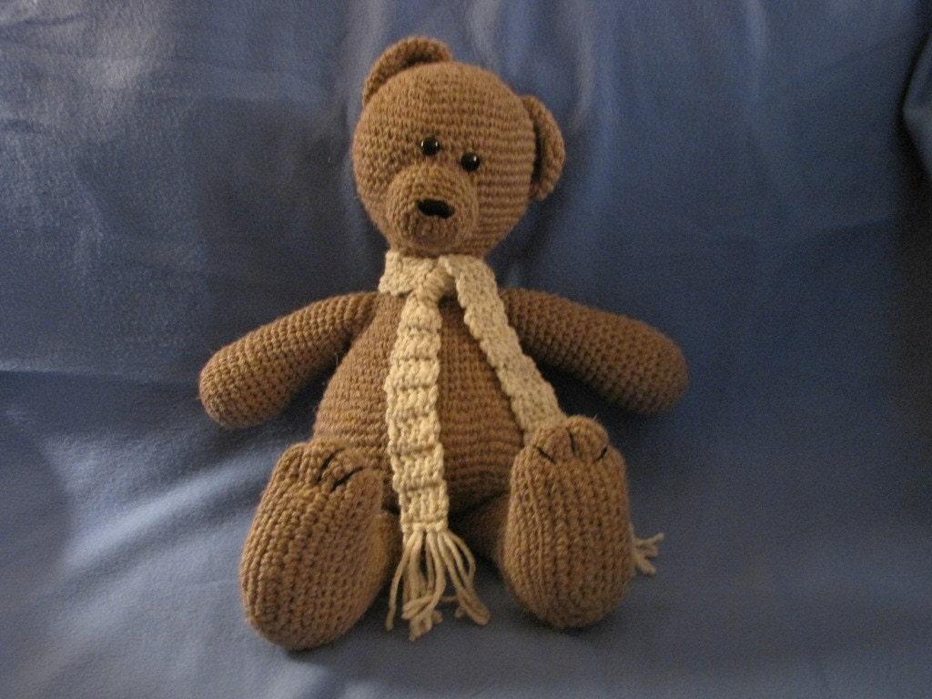 Amigurumi Pattern Teddy Bear : 301 Moved Permanently