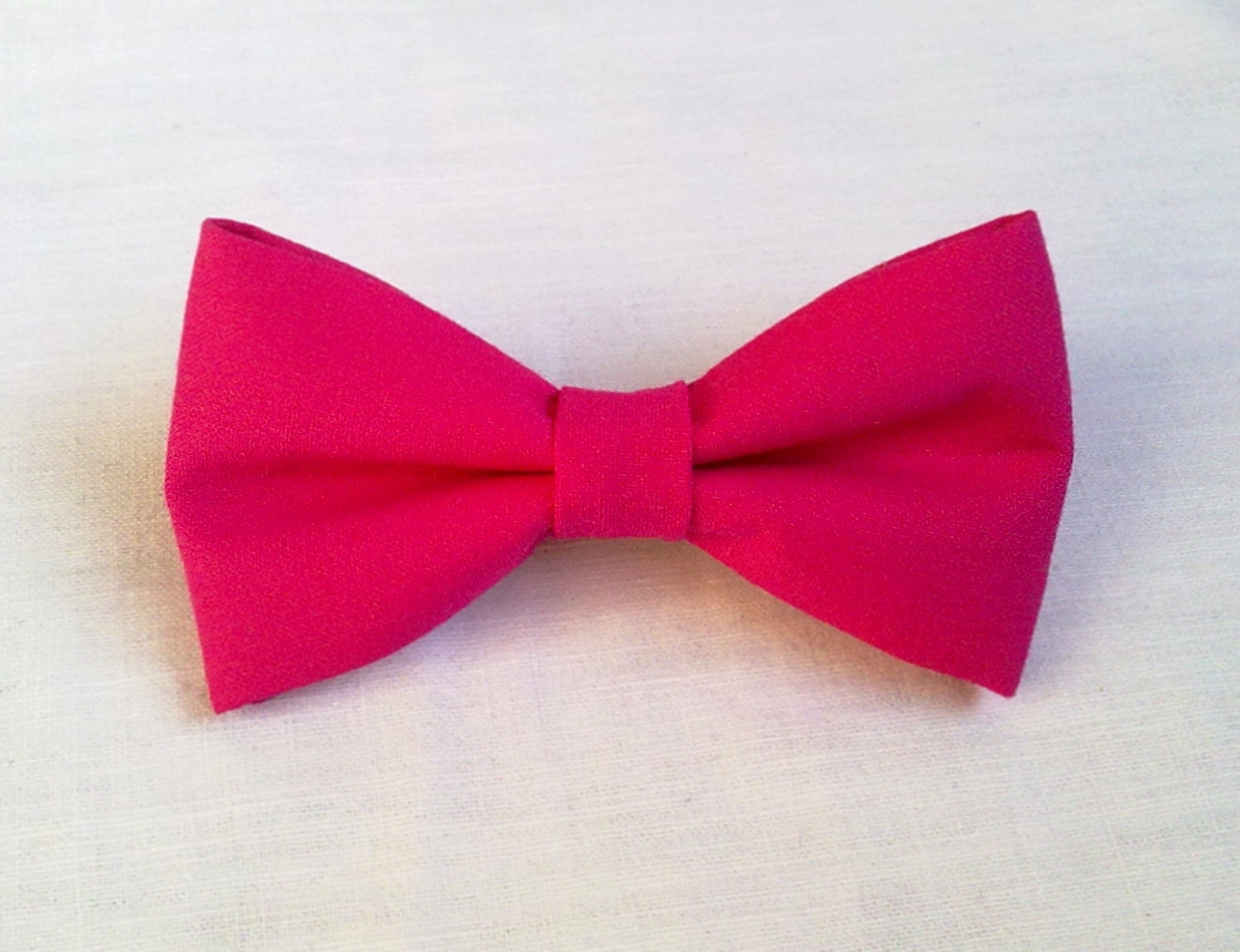 Cat In The Hat Bow Tie Template Womens neon pink bow tie