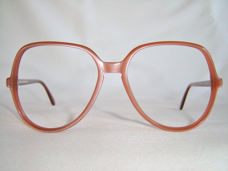 Glasses Frames With Keyhole Bridge : Vintage 80S Silhouette Designer Eyeglasses by ClassicEyewear