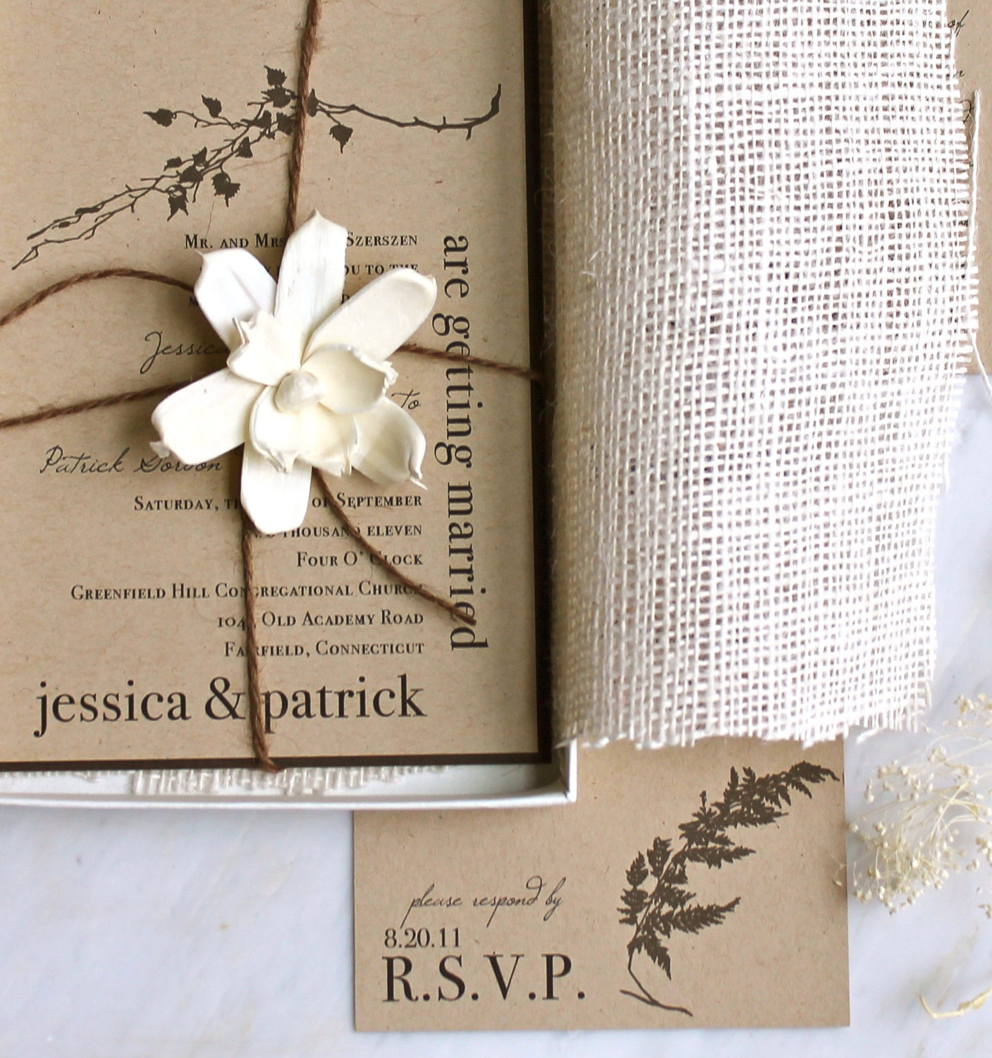 Rustic Wedding Invitations 21st Bridal World Wedding Ideas