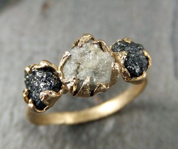 Black diamond rings to match