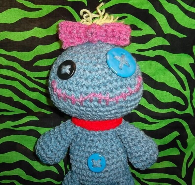 Free Amigurumi Scrump Pattern : Scrump doll crochet amigurumi pattern by WinterButterfly8i8
