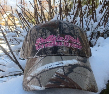 look and sporty in a camo hat with by killerincamo