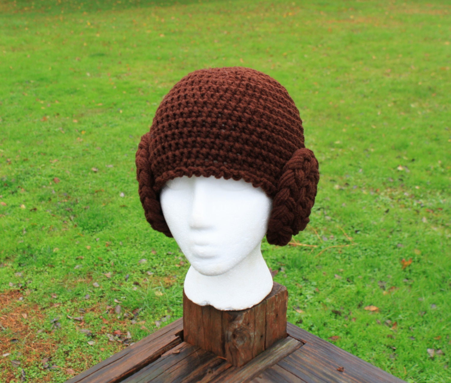 Crochet Pattern Princess Leia Hat : 301 Moved Permanently