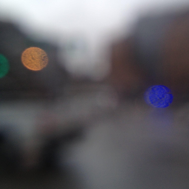 """Kenmore Square Blur 1, 8""""x8"""" - stephensheffield"""