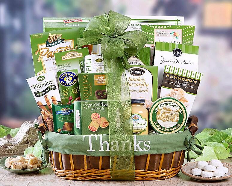 A MillionThanks Gift Basket