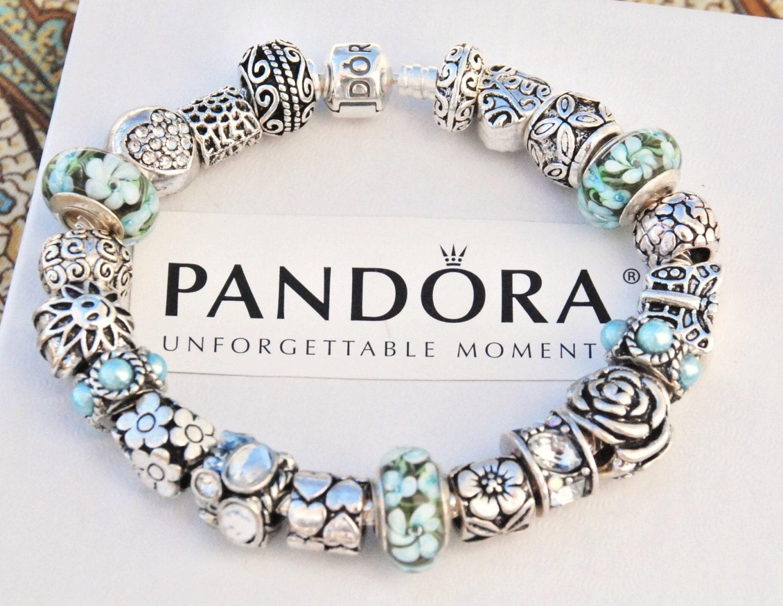 authentic pandora charm bracelet s day free by