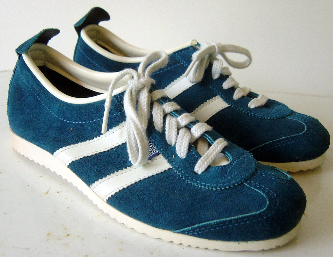 Blue Suede North Star Running Shoes Womens Size 6 By