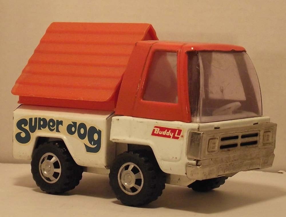 Buddy L Super Dog Truck Collectible