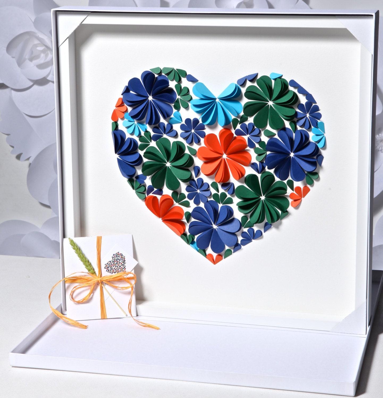 Картина из сердечек своими руками ServiceYard-уют вашего 89
